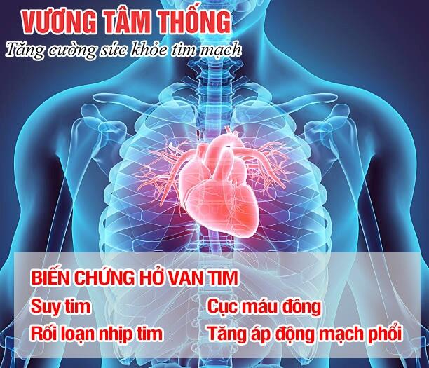 Hở van tim có nguy hiểm không? - Giải pháp phòng ngừa biến chứng