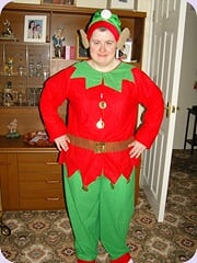 Who's that Elf?