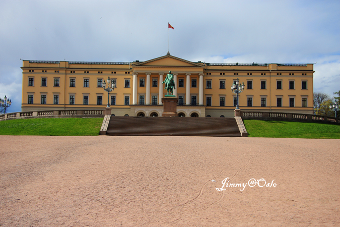 Oslo_The Royal Palace
