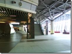 台南高鐵站,美的會讓人誤以為是日本