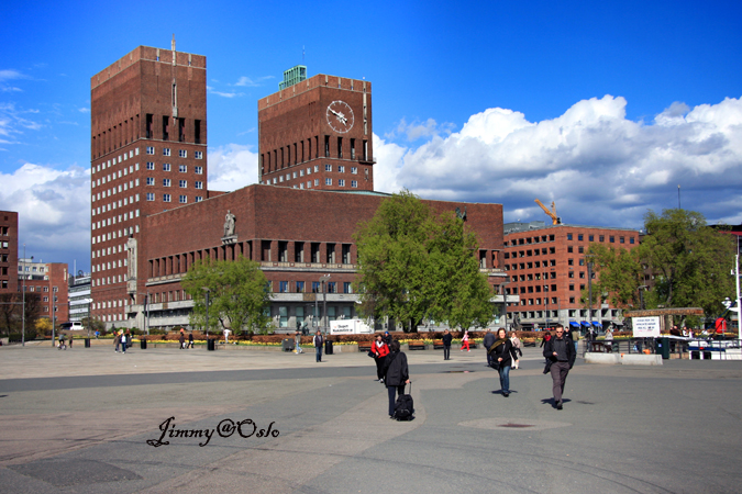 Oslo_city hall