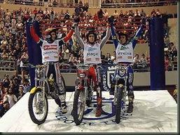 España campeonato del mundo de trial indoor